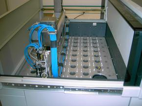 Siemens SRS 3000 XRF Sample